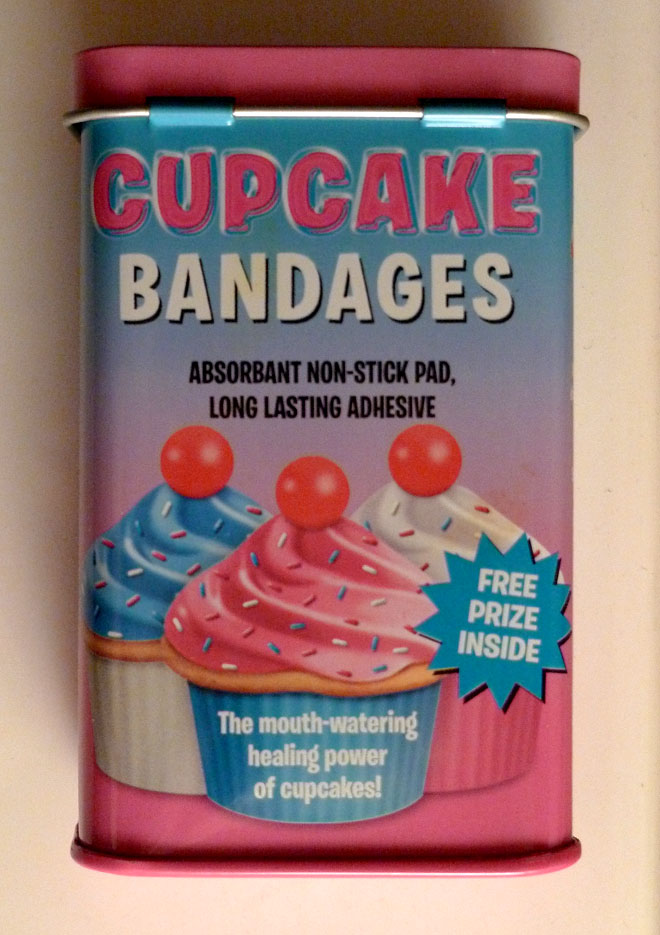 Cup Cake Plasters
