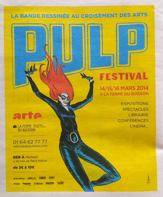 Pulp. Part 1 (Fiction)