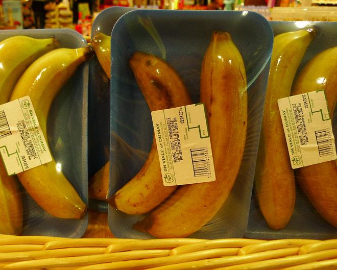 Banana to go