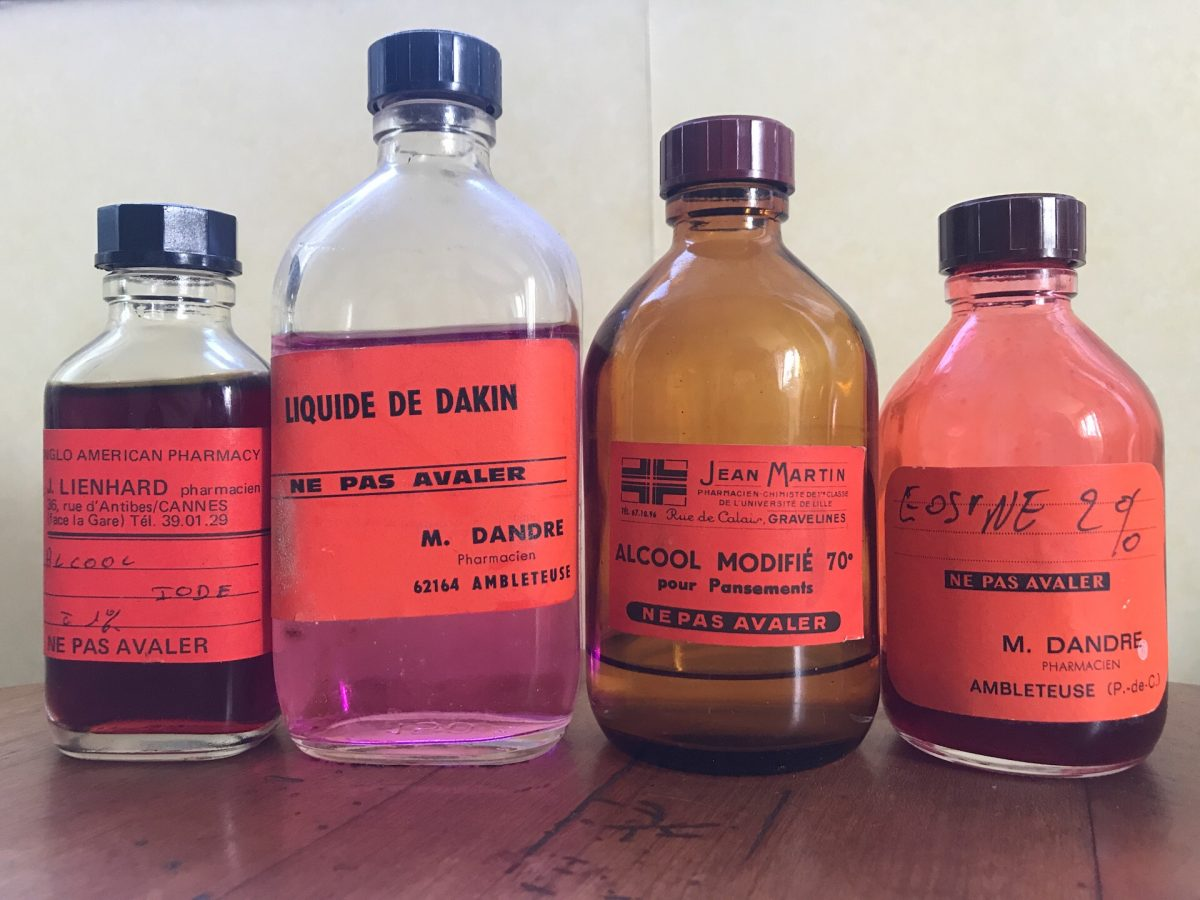Medicines from another era